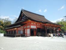 冬・おすすめスポット:八坂神社
