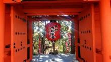 1月の京都観光:毘沙門堂