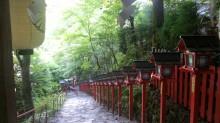 7月の京都観光:貴船神社