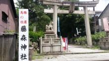 5月の京都観光:藤森神社
