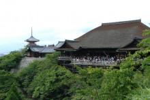 京都世界文化遺産:清水寺