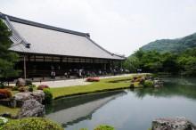 京都世界文化遺産:天龍寺