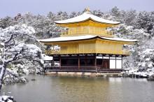 京都世界文化遺産:金閣寺