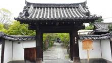 9月の京都観光:養源院