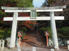 9月の京都観光:大原野神社