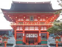 7月の京都観光:伏見稲荷大社