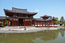 京都世界文化遺産:平等院鳳凰堂