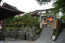 1月の京都観光:地主神社