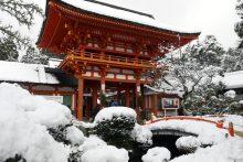 京都世界文化遺産・上賀茂神社