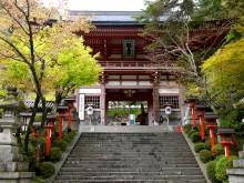 6月の京都観光:鞍馬寺