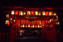 8月の京都観光:車折神社