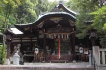 パワースポット:岡崎神社