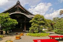 4月の京都観光:得淨明院