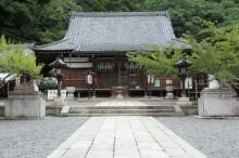 京都十三佛霊場:法輪寺