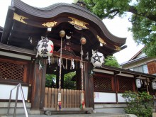 パワースポット:晴明神社