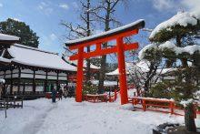 京都世界文化遺産・下鴨神社